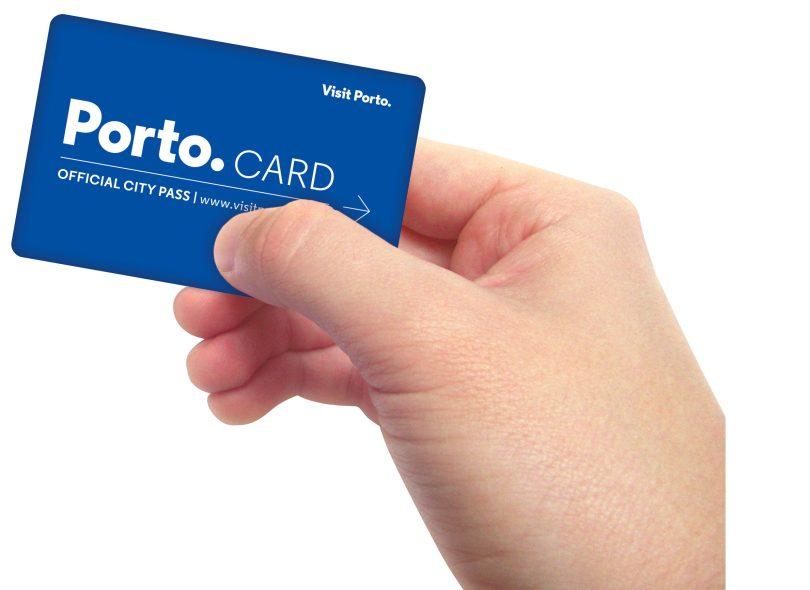 Porto Card - Pass pour monuments et transports - Porto