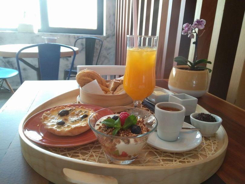 Brunch du Ponto 2 - Boulangerie et Cafe - Porto