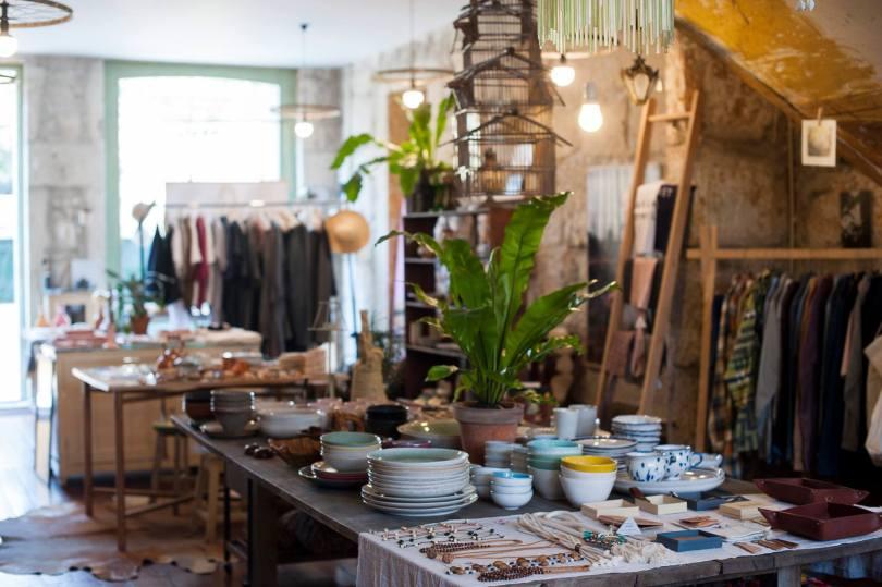 Boutique Coracao Alecrim - Concept store Porto