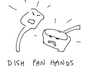 dishpanhands