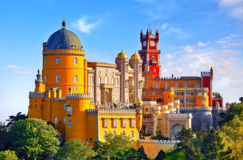 #Sintra, the romantic quintessence