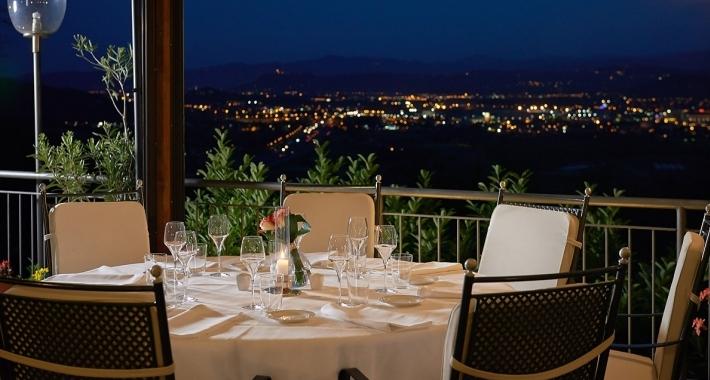 Cena romantica a Vicenza  Weekend a lume di candela