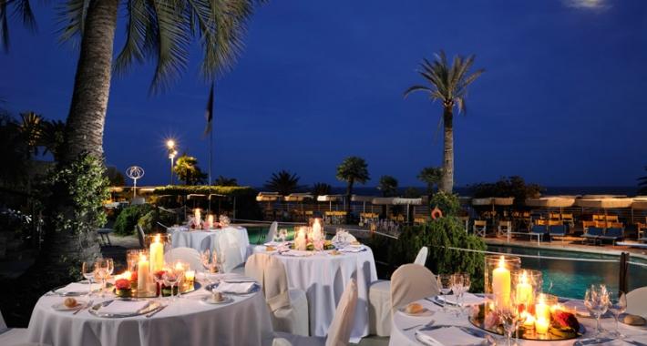 Cena romantica a Sanremo  Weekend a lume di candela