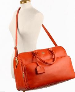 Weekender Bag from Tory Burch ($850)
