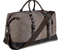BLUBOON-Vintage-Handgepck-Reisetasche-Weekender-Herren-Damen-Canvas-Sporttaschen-0