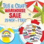 Colorific Toy Craft Warehouse Sale Free Entry Melbourne