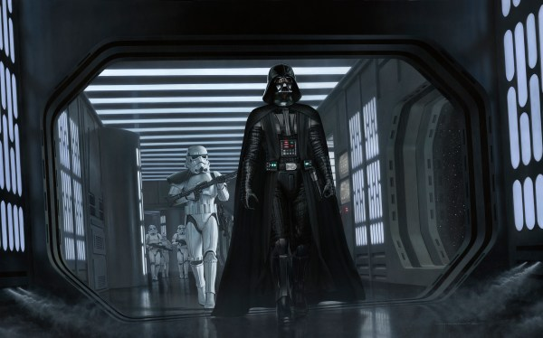 Silver Presents ' Art Of Star Wars And Superheroes' Exhibition - Melbourne