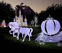 Christmas Lights Spectacular at the Hunter Valley Gardens ...