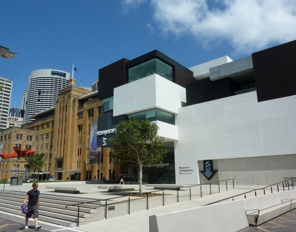 Museum Of Contemporary Art - And Sydney