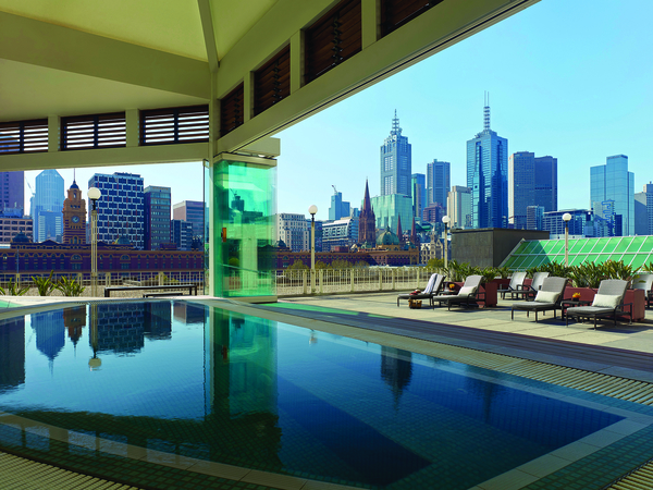 Summer Pool Club at the Langham - Melbourne
