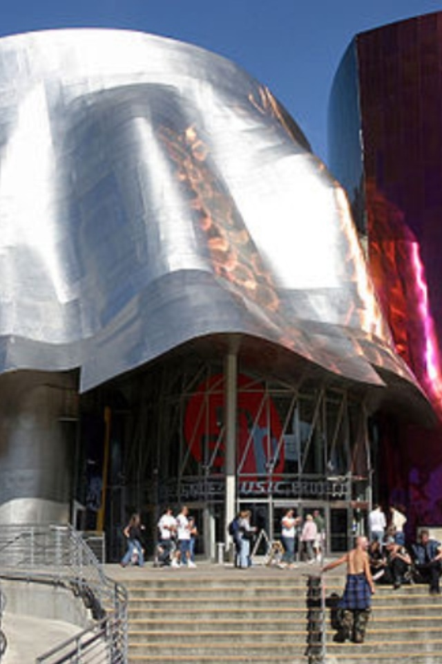 Experience Music Project EMP Museum Seattle
