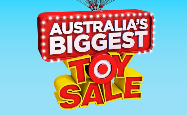 Target Australia S Biggest Toy Sale 2013
