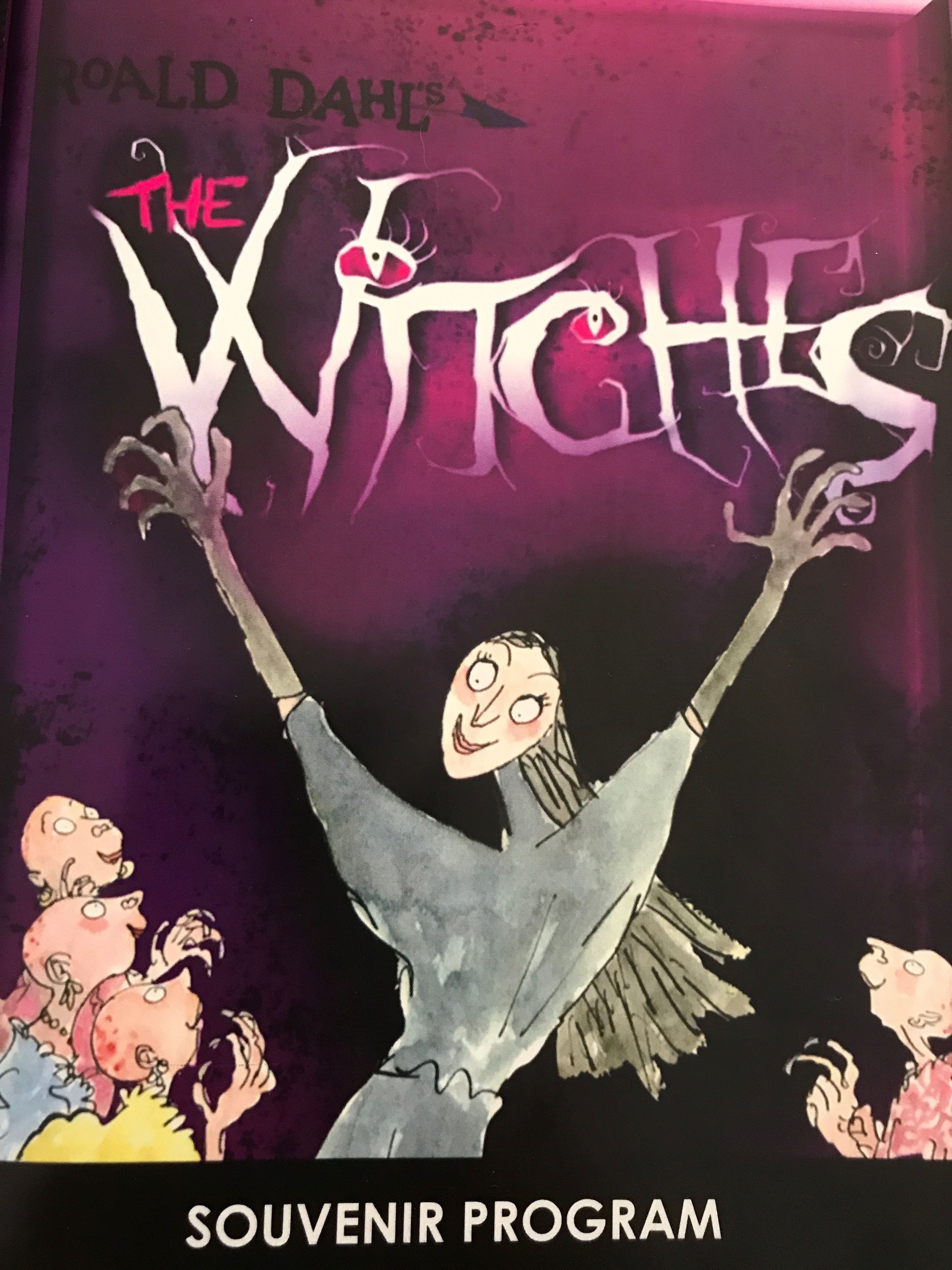 Roald Dahl S The Witches