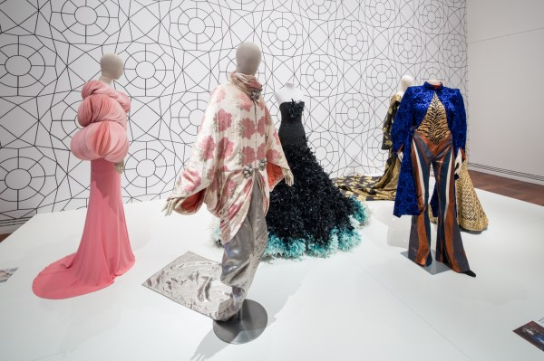 Fashion Icons Exhibition - Adelaide Laura Parsons