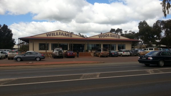 Williams Woolshed Perth