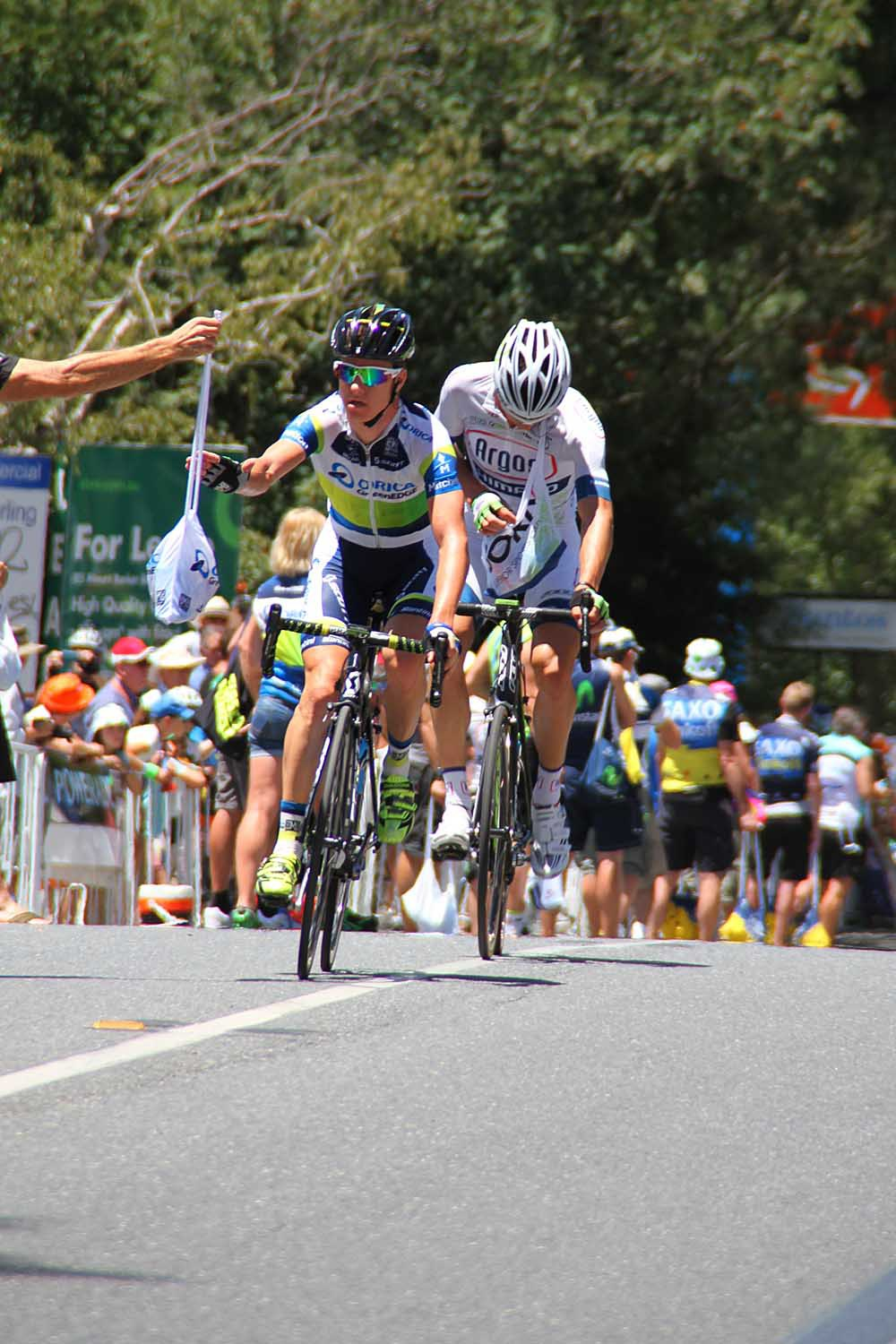 Santos Tour Down Under 2014 Road Cycling Race  Adelaide