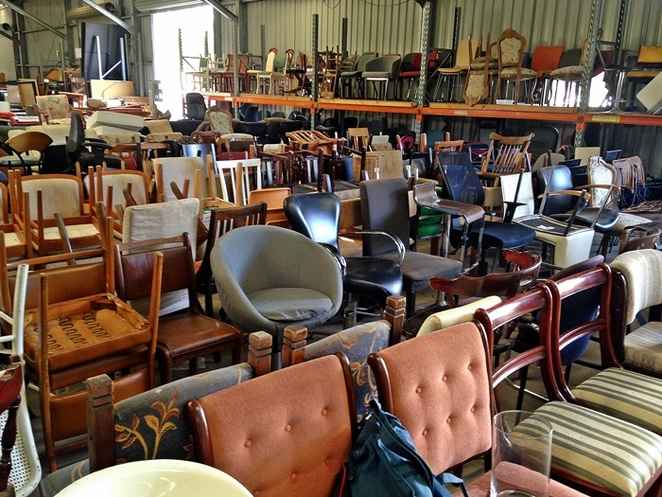 Where are the Best Second Hand Furniture Stores in