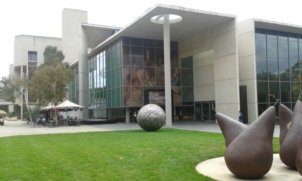 National Gallery of Australia Canberra