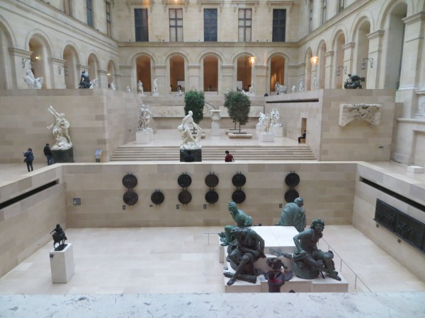 Treasures Of Louvre - France