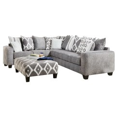 Gray Sofa With Chaise Lounge Sleep Beds Sectional Sofas Couch Living Room Sectionals Albany Viewpoint