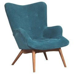 Turquoise Accent Chairs Portable Wobble Chair Ashley Pelsor Modern Weekends Only Furniture