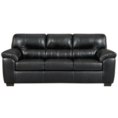 Brooklyn Bonded Leather Lounger Chair And Ottoman Ikea Swivel Chairs Living Room Sofas Couches White Weekends Only Furniture Austin Black Faux Sofa