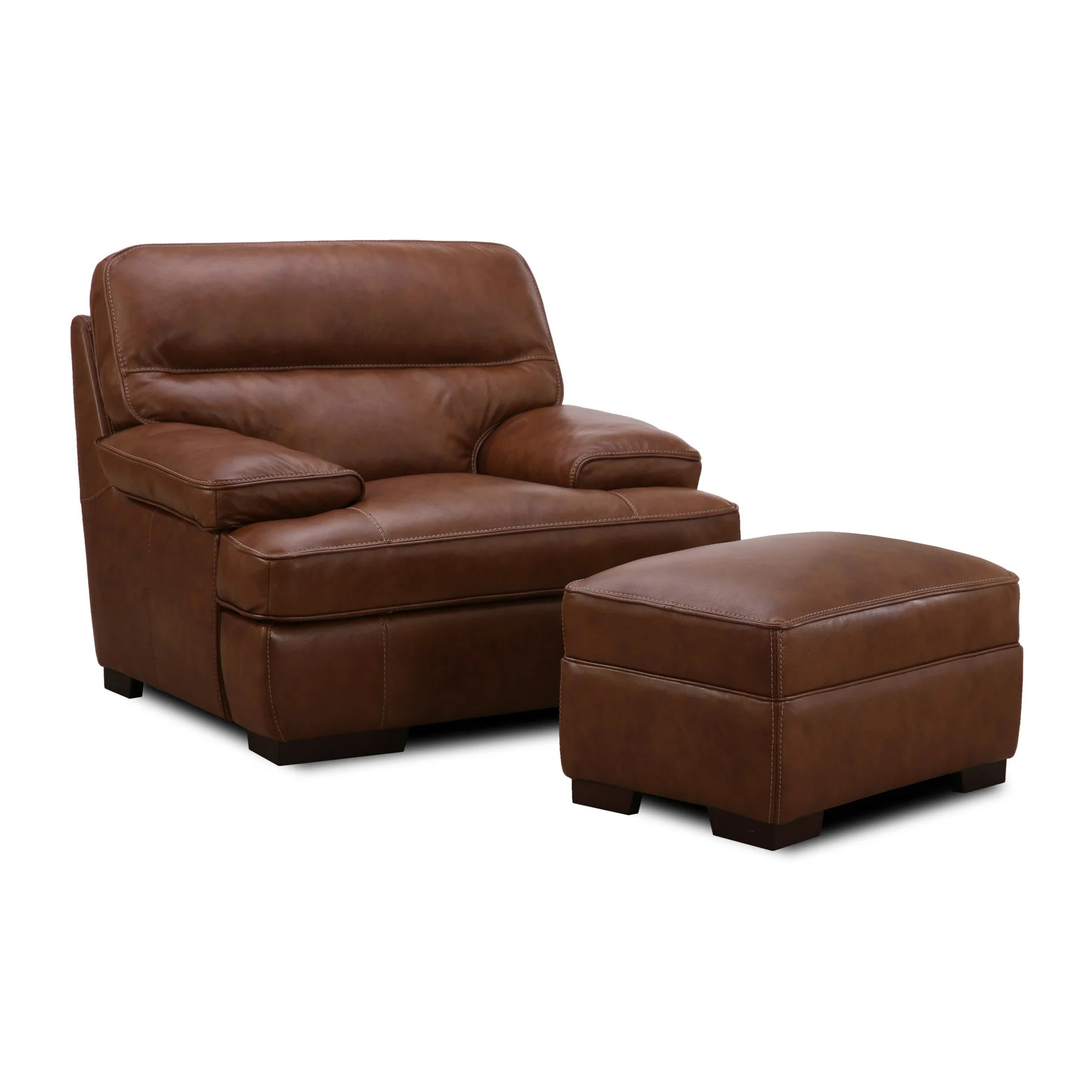 swivel cuddle chair york small chairs for spaces albany smoke gray padded microfiber weekends only simon li colin top grain leather
