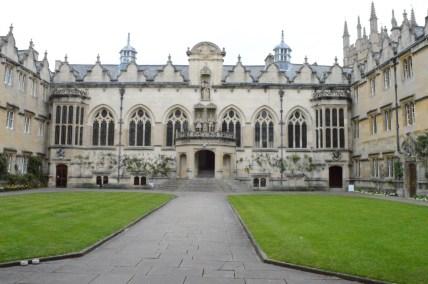 Oxford College Walking Tour