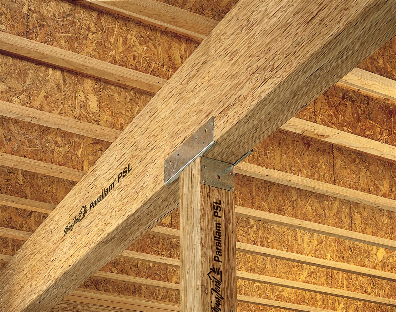 Parallam Beams  Columns  Weekes Forest Products