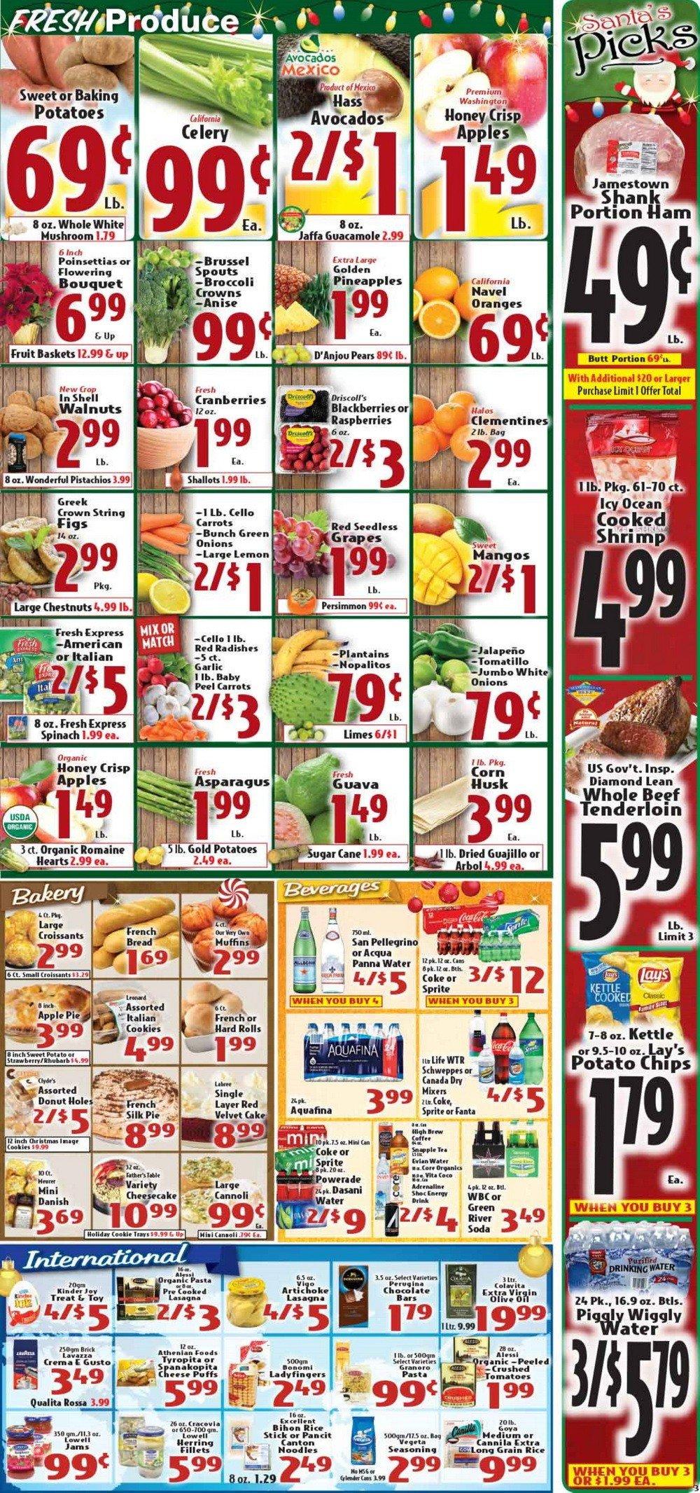 Fresh Thyme Sales Week