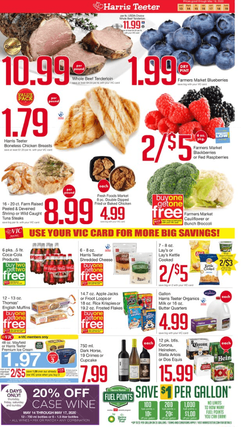 Farm Fresh Weekly Ad