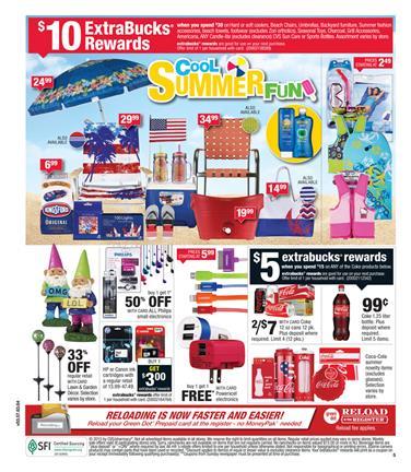 CVS Weekly Ad Summer Entertainment Products 23 May 2015