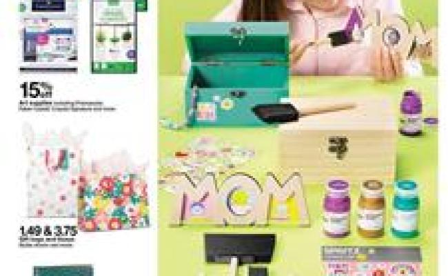 Target Ad Homeware Mother S Day Gifts May 5 11 2019