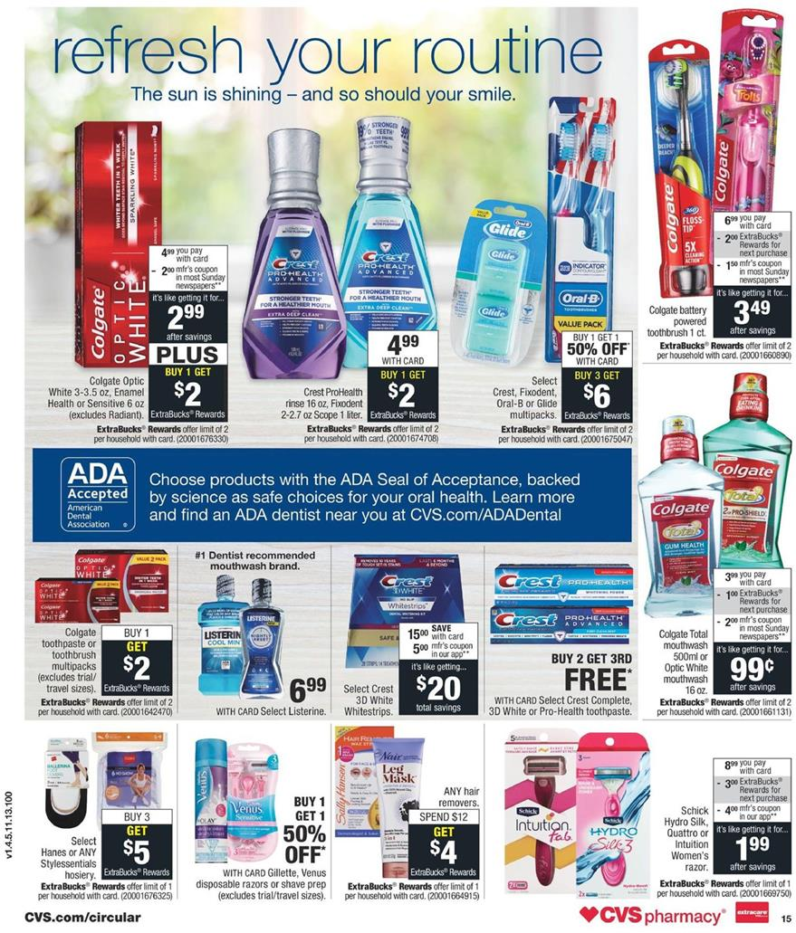 CVS Weekly Ad Apr 14 20 2019 Page 17