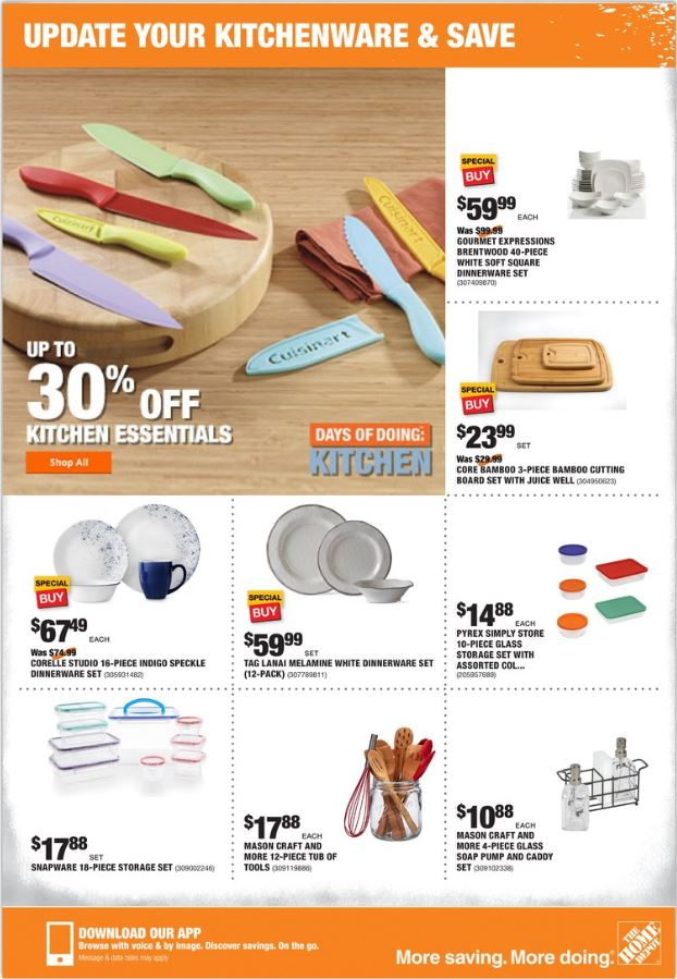 Home Depot Ad Jul 18  24 2019 Page 5