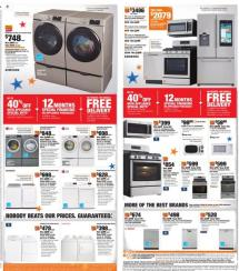 Home Depot Ad 16 - 22 2019