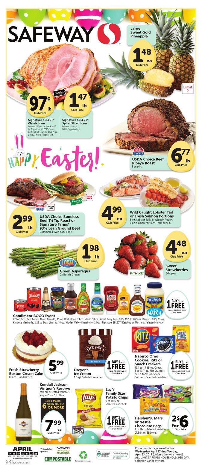 Fresh Thyme Sales Ad Week