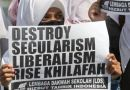 A push for Islamic rule threatens Indonesian democracy