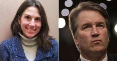 Trump attacks second Kavanaugh accuser