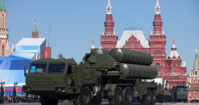 After Syria, Russia now is supplying S-400 to India