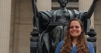 Israeli NY consul daughter threatened by Palestinians
