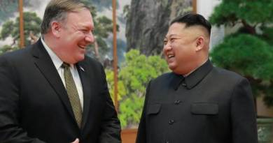 Mike Pompeo concludes productive meeting with Kim Jong Un