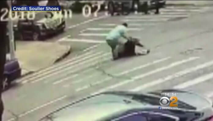 Muslim driver wanted to brutalize Chassidic Jew