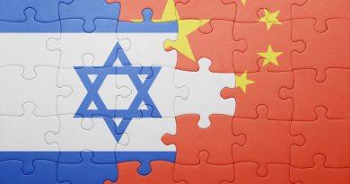 Harmonious economic cooperation between China and Israel