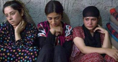 Inside ISIS: Rape, abortion and murder of the 'Slave Girls'