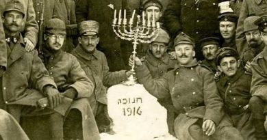 The sacrifices and loyalty displayed by European Jewry to their respective nations was to little avail at the end of WWI