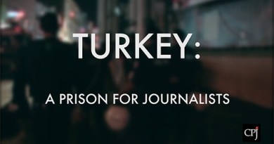 CPJ report gives horrifying information on murder and imprisonment of journalists