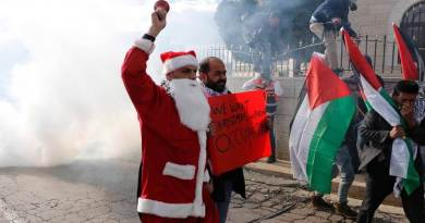 Christmas sympathy for Palestinians wrapped in lies