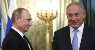 Israel-Russia relations in the changed scenario in the Middle East