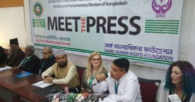 Observer's foul bids in making Bangladesh general election controversial